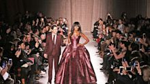 Rihanna, Naomi Campbell & a Twirler Came Out for Zac Posen