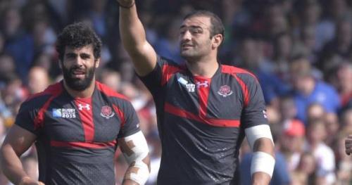 Rugby - Top 14 - RCT - Mamuka Gorgodze (Toulon) prend sa retraite internationale