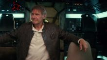 "Star Wars Accident ""Could Have Killed"" Harrison Ford"