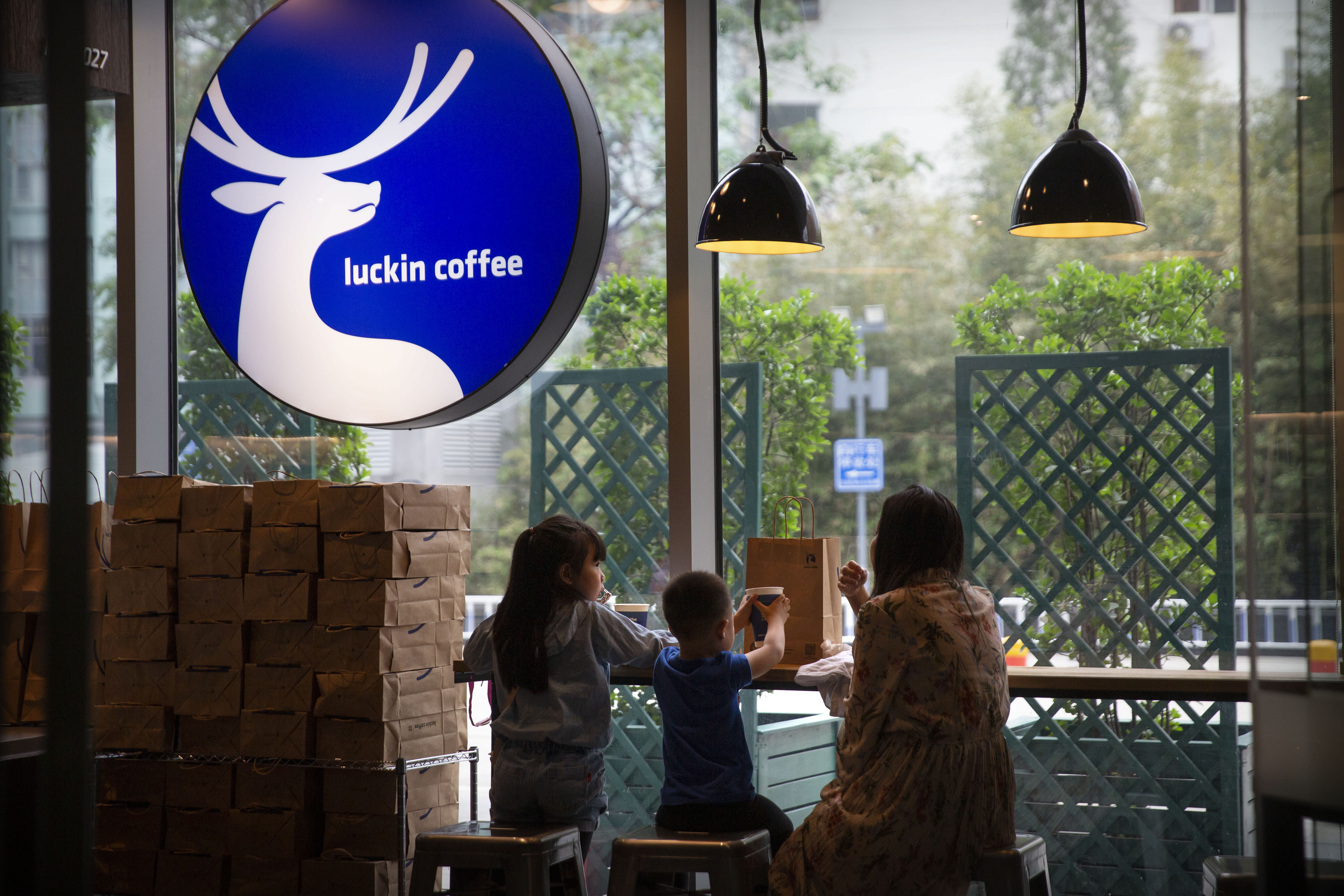 Luckin Coffee's Breakneck Expansion Comes at a Price