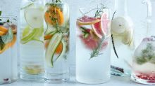 14 recipes of infused water that make delicious summer drinks