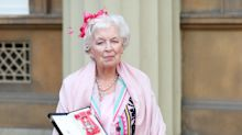 Jennifer Saunders hails 'grace' of Dame June Whitfield after her death at 93