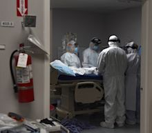 Hospitals told to send coronavirus data to Washington, not CDC