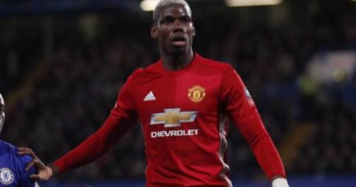 Foot - ANG - MU - Manchester United : Ibra de retour, Martial et Pogba remplaçants contre Everton