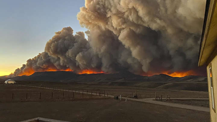 Tragic end for pair who wouldn't evacuate Colo. wildfire