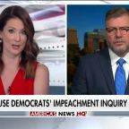Rep. Crawford weighs in on House Democrats' impeachment inquiry