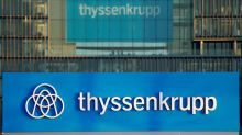 Thyssenkrupp affected by supply chain disruptions due to floods