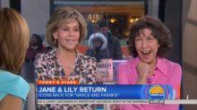 Jane Fonda took a dig at Megyn Kelly after face-lift joke