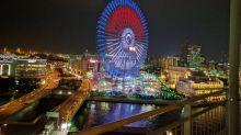 【有片】橫濱摩天輪變精靈球 巨型比卡超現身