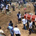 Islamic State group claims Sri Lanka bombs that killed hundreds
