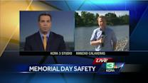 Who will provide lifevests on Sacramento-area waterways?