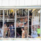 Sri Lanka: Pictures from the scene of horrifying bomb attacks