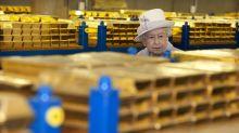 Guaidó pede a Banco de Inglaterra que não devolva ouro venezuelano a Maduro