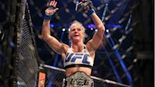 Holly Holm still adjusting after life-changing Ronda Rousey win