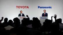 Toyota, Panasonic to set up EV battery JV in 2020: source