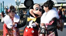 Tokyo Disneyland ranked the happiest place on earth