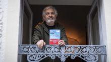 """""""Tous les hommes n'habitent pas le monde de la même façon"""" de Jean-Paul Dubois reçoit le prix Ginkgo pour la version audio du roman"""