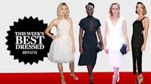 Amber Heard, Naomi Watts, & Lupita Nyong'o Are Among This Week's Best Dressed