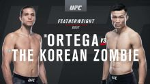 UFC Fight Island 6: Brian Ortega vs. Korean Zombie recap video