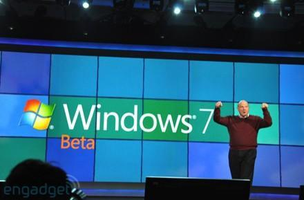 Microsoft temporarily removes Windows 7 Beta download limit