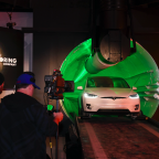 Elon Musk unveils 'epic' underground tunnel to combat 'soul-destroying traffic' across the world
