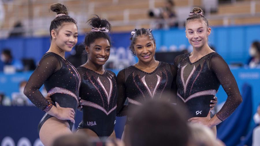 USA Gymnastics embracing 'a new era' at Olympics