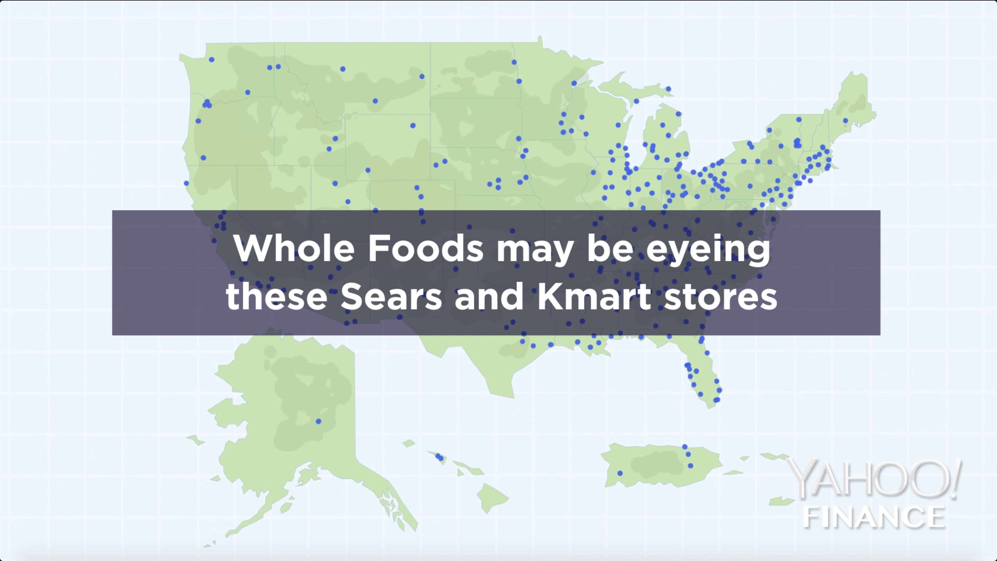 Whole foods may be eyeing these Sears and Kmart stores