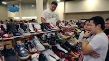 The global sneaker resale market could reach $30 billion by 2030