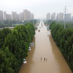 Many migrant workers stranded in Chinese cities hit by floods