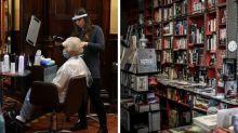 """Les librairies et salons de coiffure considérés comme """"essentiels"""" par 52% des Français - EXCLUSIF"""