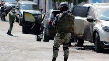 Se registran ataques, quema de viviendas y negocios en varios puntos de Celaya