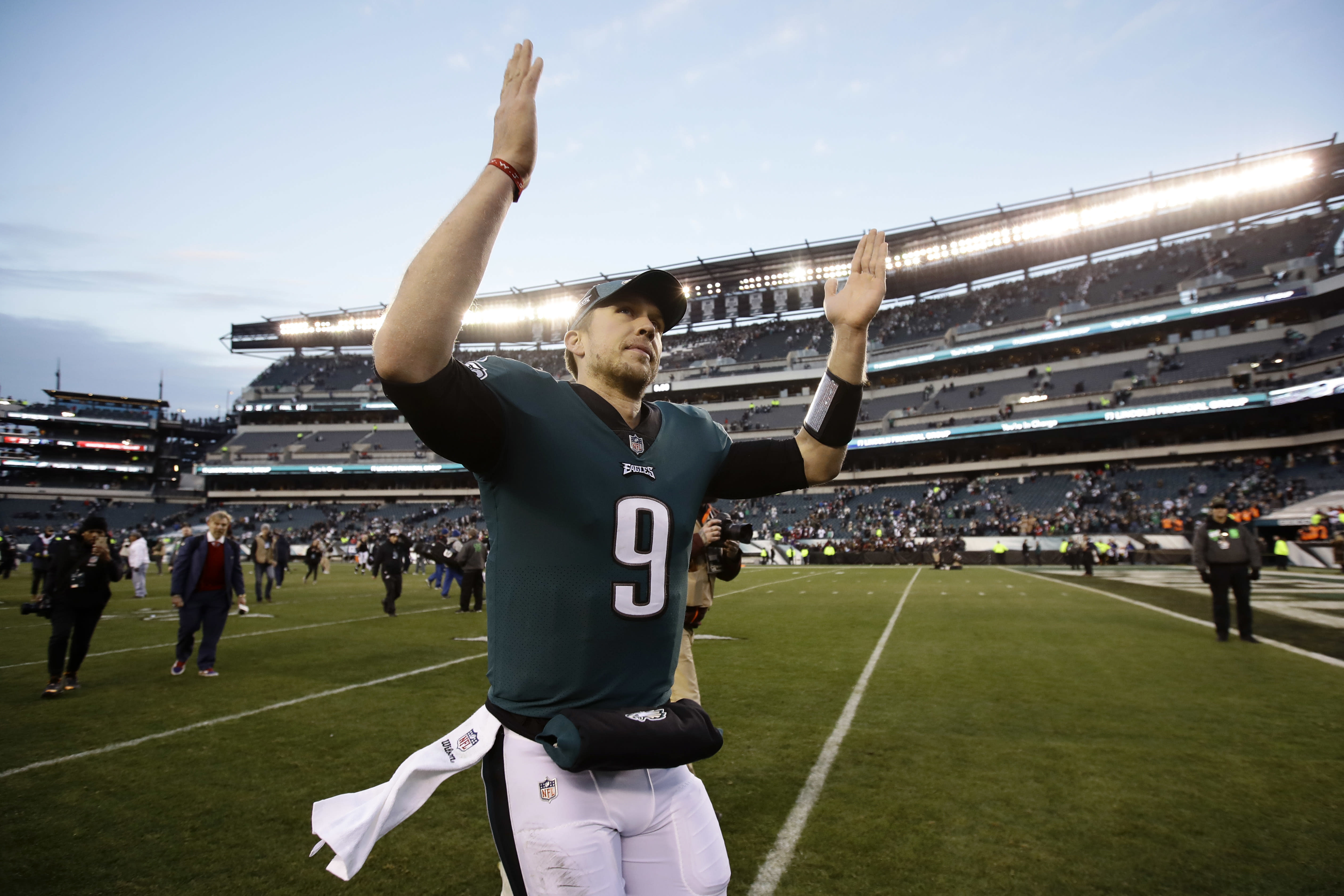 NFL Winners and Losers  Nick Foles is doing it again 238076bad