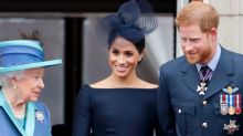 The Queen, Harry, and Meghan's Trust Supports Black Lives Matter