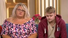 Mom blames healthcare system after her son went blind from diet comprised of french fries and Pringles
