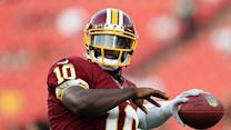 Does knee affect RGIII's fantasy value?