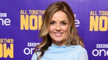 Geri Horner finally responds to those Mel B fling claims