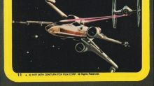 How Topps' 'Star Wars' Trading Cards Took the Galaxy by Storm (No Thanks to C-3PO)