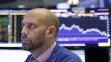 US stock indexes slip after push to record highs