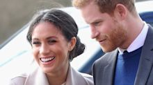Meghan Markle's Invites Have A Weird Detail