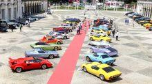 Il parcheggio dei sogni del Castello del Valentino