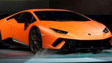 Italie: la police utilise une Lamborghini pour livrer un rein