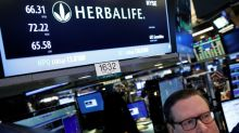 Herbalife soars on buyback, pressures Ackman's short bet
