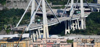 Italy bridge designer warned of corrosion risk in 1979