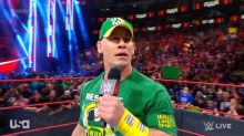 John Cena makes a major announcement in his highly anticipated return to 'Raw'