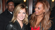 Mel B backtracks on lesbian fling claims with Geri Horner