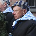 Survivors return to Auschwitz death camp 75 years after liberation