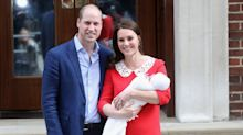 Meet Prince Louis! Kate Middleton and Prince William name their royal baby