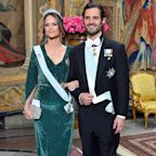 Sweden's Princess Sofia and Prince Carl Philip Test Positive for COVID After Gathering at Royal Funeral