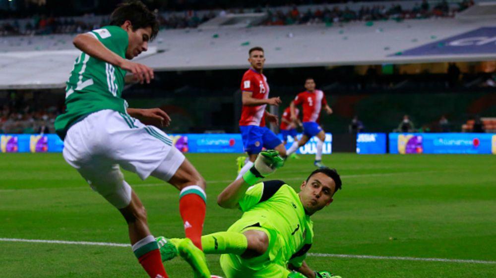 Liga MX, al rescate de la Confederaciones y Copa Oro