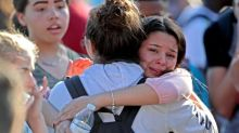Florida school shooting: at least 17 people dead on 'horrific, horrific day'